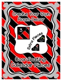 Calendar Pieces with Extras - Create Your Own Room - Large