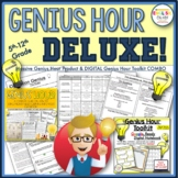 Genius Hour Deluxe Bundle