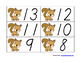 Calendar Pocket Chart {Squirrel Theme}