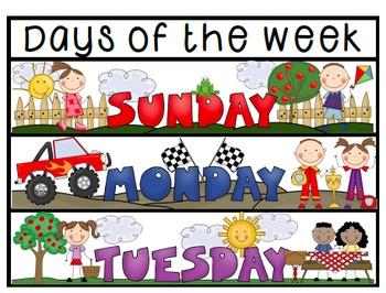 Calendar Posters by Kinder League
