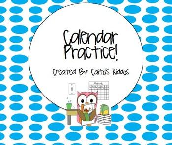 Calendar Practice