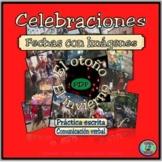 Calendar Practice Set 2 - Celebrations and Events .PDF version