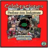 Calendar Practice Set 3 - Celebrations and Events .PDF version
