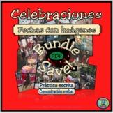 Calendar Practice Sets 1 to 3  .PDF Bundle - Celebrations and Events