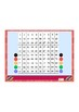 Calendar Promethean Flipchart with 100s Chart.