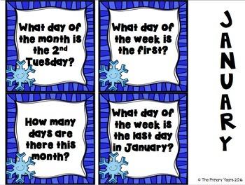 Calendar Prompts YEAR LONG BUNDLE
