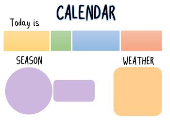 Calendar Routine