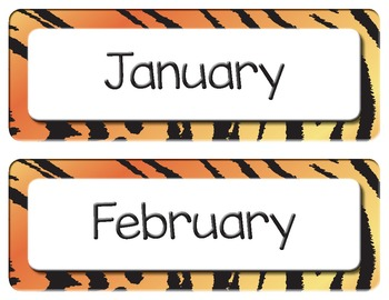 Calendar (Safari) - Pocket Chart