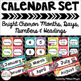 Calendar Set for Classroom Display