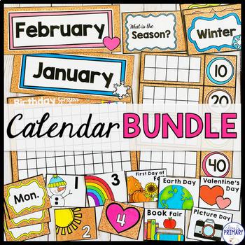Calendar Set Bundle