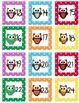Calendar Set - Cute Owl Theme