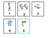 Calendar Set - Dr. Seuss Theme