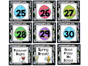 Calendar Set-Full School Year Set