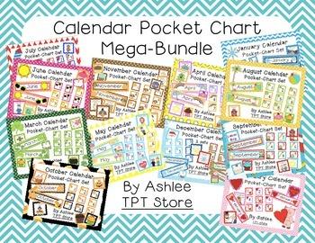 Calendar Set Mega-Bundle