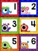 Calendar Display {Monsters Classroom Decor Theme}
