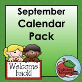 Calendar Pack | September