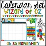 Calendar Set - Wizard of Oz