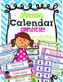 Calendar Set in ChEvRoN