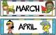 Calendar - Superhero Theme