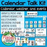 Calendar Talk Kit