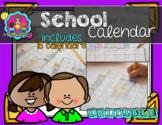 Calendar Templates- 12 Month Set