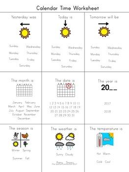 Calendar Time Bundle