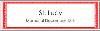 Calendar Time: Catholic Liturgical Year