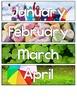 Calendar Time- Everything you need to make calendar time FUN!