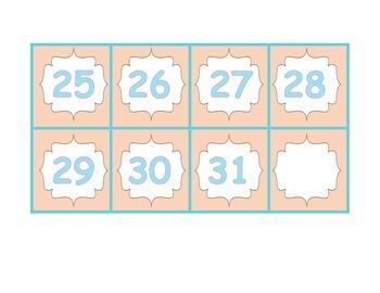 Calendar Time ~ Paisley