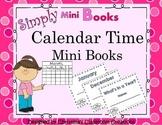 Calendar Time: Simply Mini Books