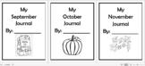 Calendar Title Pages