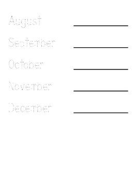 Calendar Tracing
