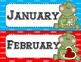 Calendar - Turtles