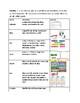 Calendar Vocabulary and Spelling