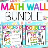 Calendar Wall and Math Posters BUNDLE