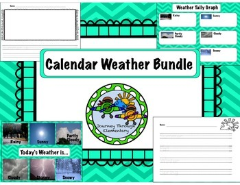 Calendar Weather Bundle