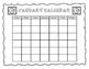 Morning Work: Calendar, Weather, Temperature, Days of Scho