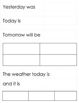 Calendar File Folder