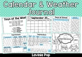Calendar and Weather Journal