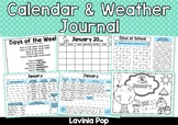 Calendar and Weather Journal AUSTRALIAN Version