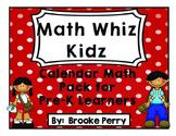 Calendar for Little Learners