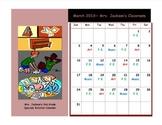 Calendar for Specials Rotation