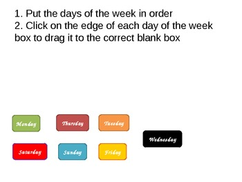 Calendar in PowerPoint