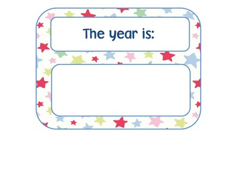Calendar pack {Star}
