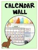 Calendar template: months, days, dates, etc. !