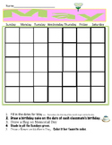 Calendar worksheets for every month