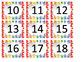 Calendario Care Bears 24x20 con los meses y los números