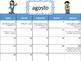 Calendario Escolar Melonheadz 2016-17