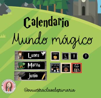 Calendario Harry Potter.Calendario Harry Potter