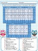 Calendario Periodo de Capacitación 2017-18  Buhos